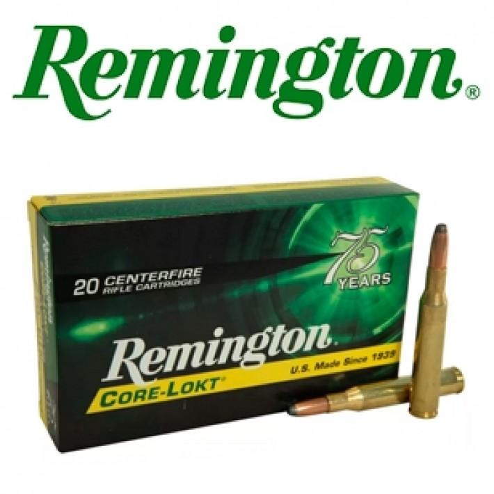 Cartuchos Remington .270 Winchester 150 grains Core Lokt