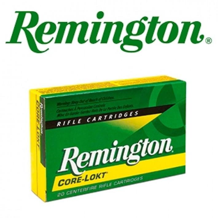 Cartuchos Remington .300 Remington Ultra Magnum 180 grains Core Lokt