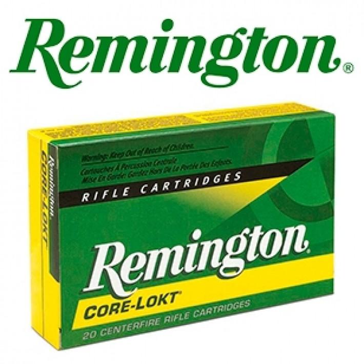 Cartuchos Remington 7mm Remington Ultra Magnum 150 grains Core Lokt