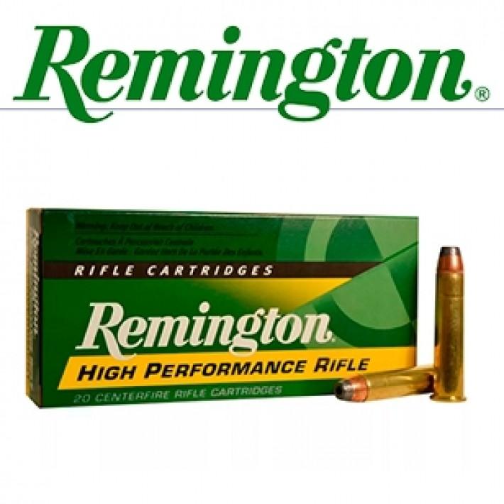 Cartuchos Remington High Performance Rifle .45-70 Government 300 grains SP