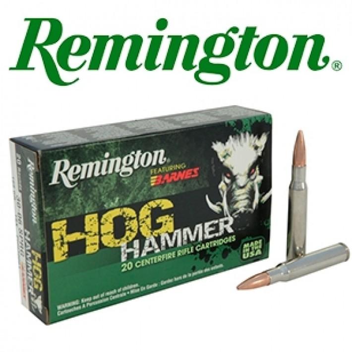 Cartuchos Remington Hog Hammer .30-30 Winchester 150 grains TSX FN