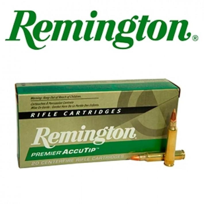 Cartuchos Remington Premier .223 Remington 55 grains AccuTip