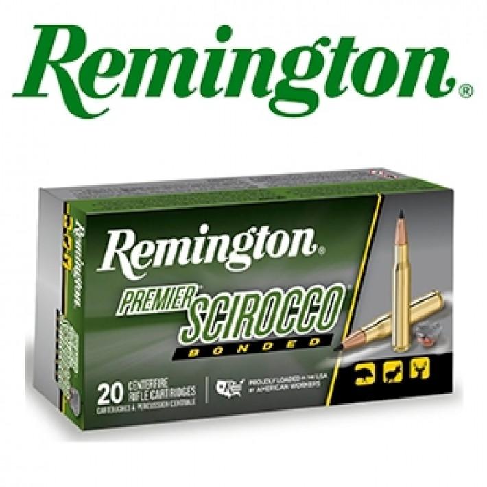 Cartuchos Remington Premier 7mm Remington Ultra Magnum 150 grains Swift Scirocco Bonded