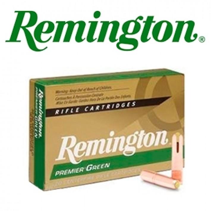 Cartuchos Remington Premier Green .308 Winchester 180 grains Naturalis