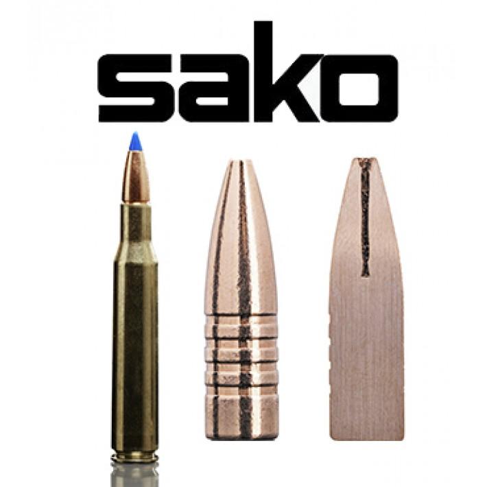 Cartuchos Sako .270 Winchester 130 grains Powerhead