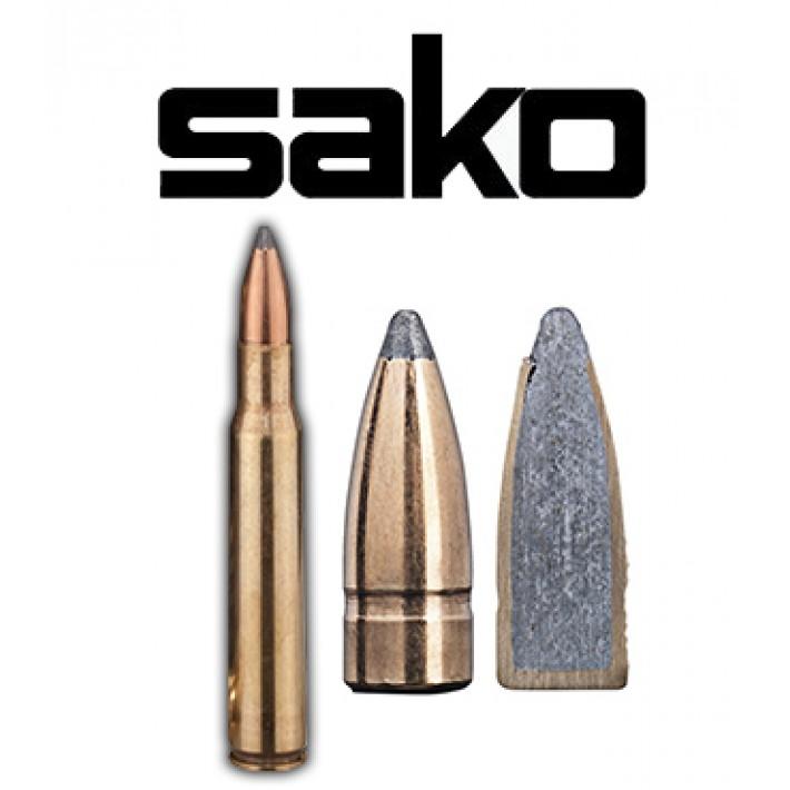 Cartuchos Sako .30-06 Springfield 123 grains Gamehead (ammo)