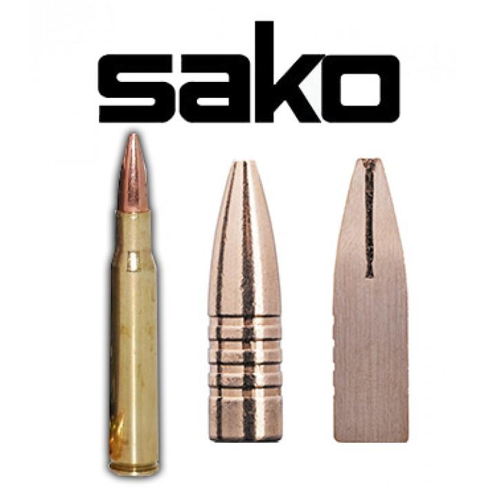 Cartuchos Sako .30-06 Springfield 180 grains Powerhead (ammo)