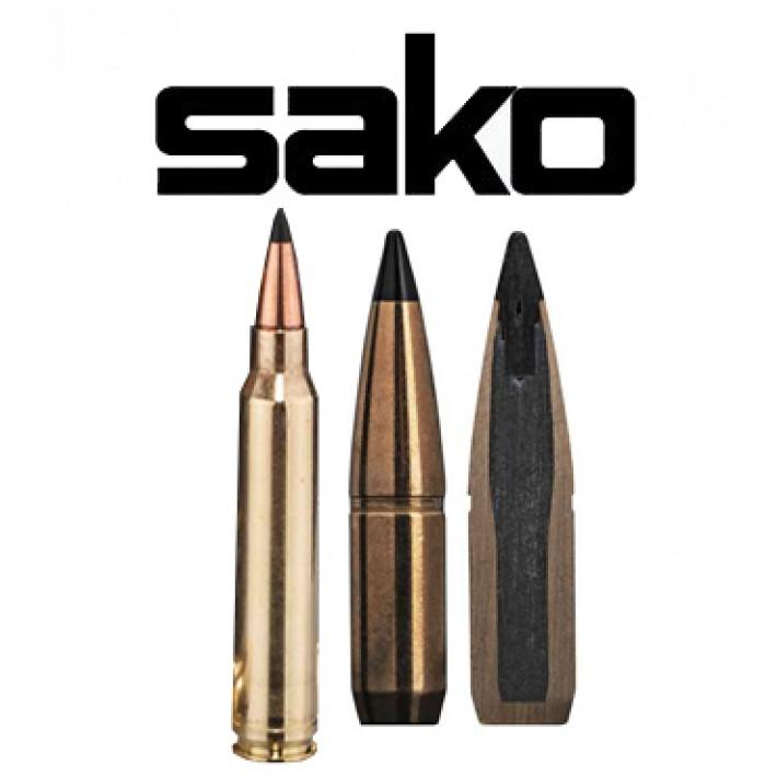 Cartuchos Sako .300 Winchester Magnum 180 grains Arrowhead II (ammo)