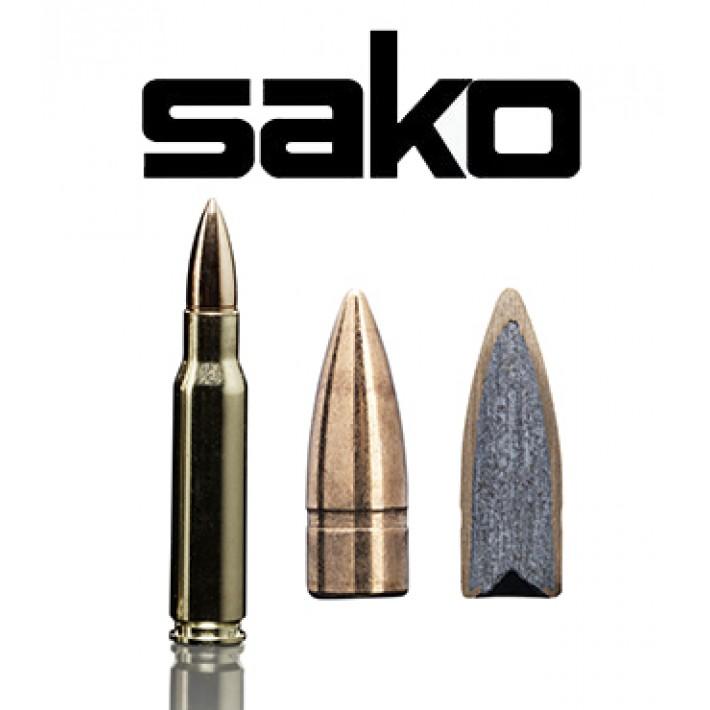 Cartuchos Sako .308 Winchester 123 grains Speedhead (ammo)