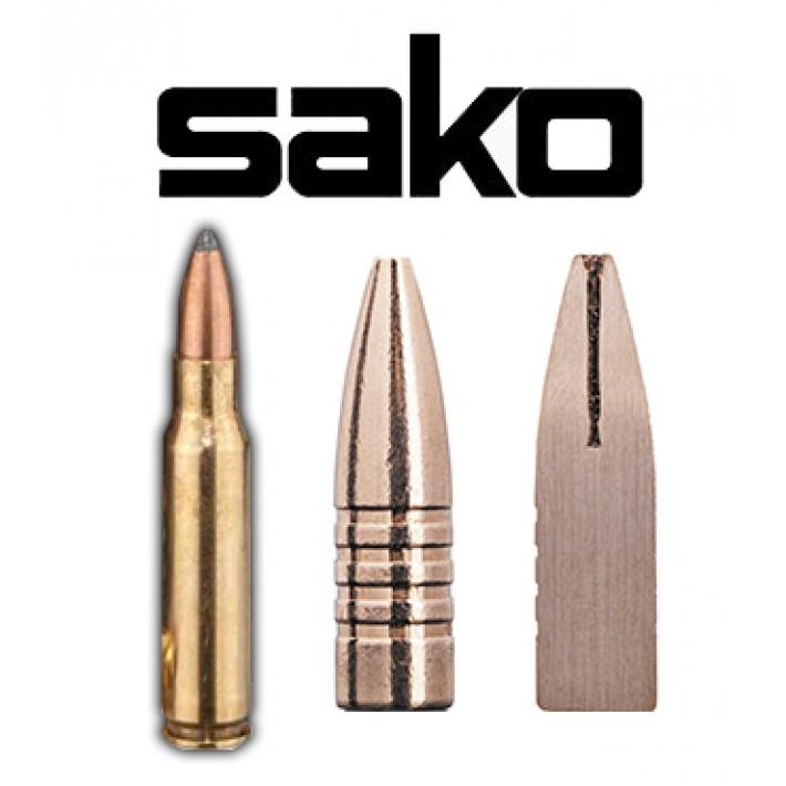 Cartuchos Sako .308 Winchester 165 grains Powerhead (ammo)