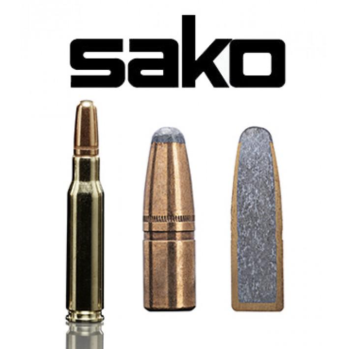 Cartuchos Sako .308 Winchester 180 grains Hammerhead (ammo)
