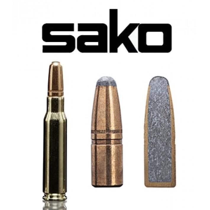 Cartuchos Sako .308 Winchester 180 grains Super Hammerhead