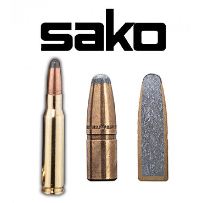 Cartuchos Sako .308 Winchester 200 grains Hammerhead