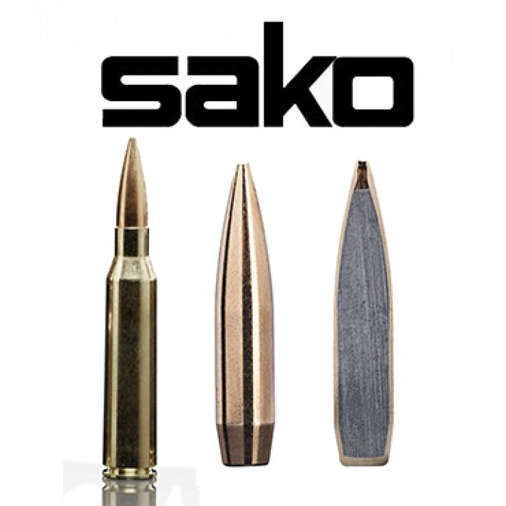 Cartuchos Sako .338 Lapua Magnum 300 grains TRG Precision (ammo)