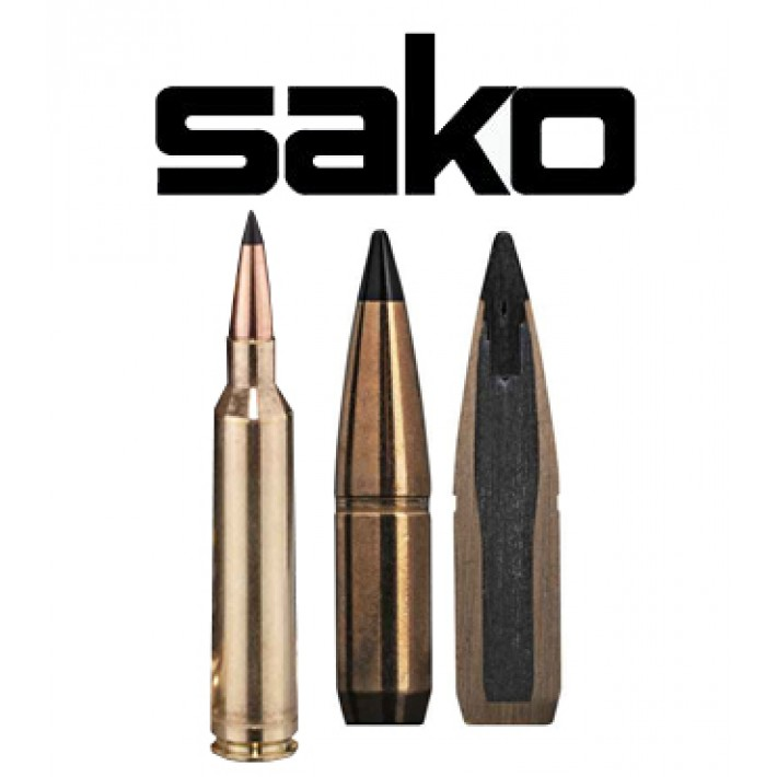 Cartuchos Sako 7mm Remington Magnum 150 grains Arrowhead II (ammo)