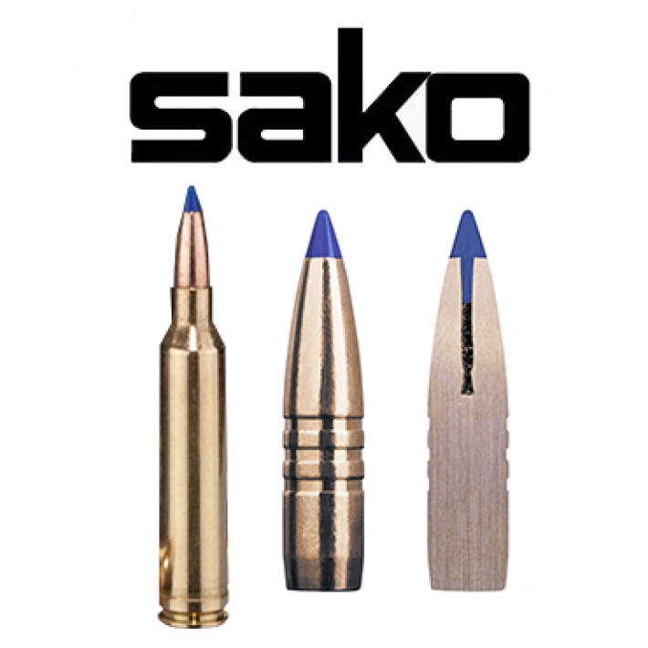 Cartuchos Sako 7mm Remington Magnum 150 grains Powerhead II (ammo)