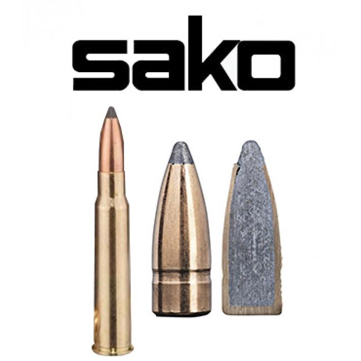 Cartuchos Sako 8x57 JRS Mauser 175 grains Gamehead (ammo)