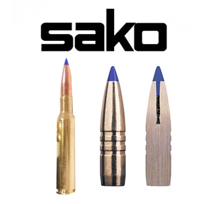 Cartuchos Sako 8x57 JS Mauser 160 grains Powerhead II (ammo)