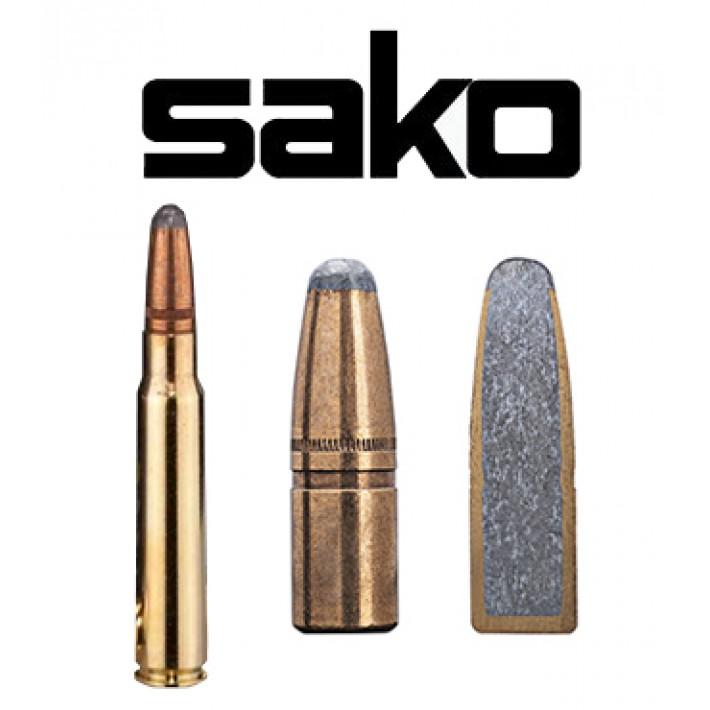 Cartuchos Sako 8x57 JS Mauser 200 grains Hammerhead (ammo)
