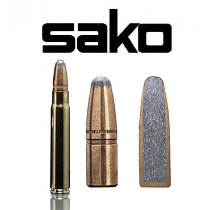 Cartuchos Sako 9.3x62 Mauser Wild Boar 286 grains Hammerhead
