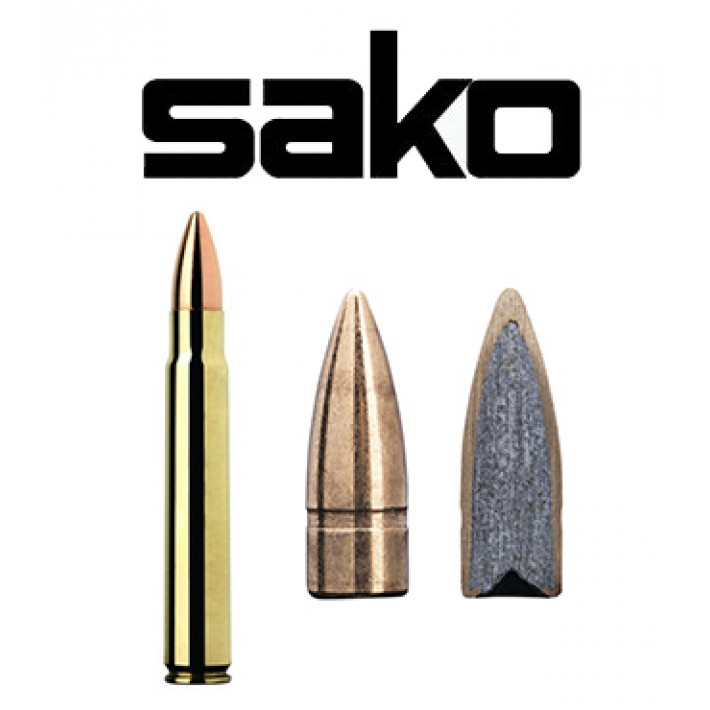 Cartuchos Sako 9,3x66 Sako 231 grains Speedhead (ammo)