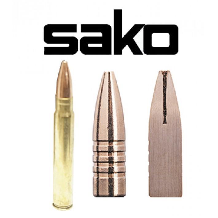 Cartuchos Sako 9,3x66 Sako 286 grains Powerhead (ammo)