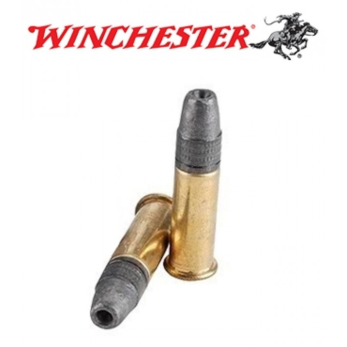 Cartuchos Winchester Super X Subsonic .22 LR 40 grains LRN HP - 100 unidades (ammo)