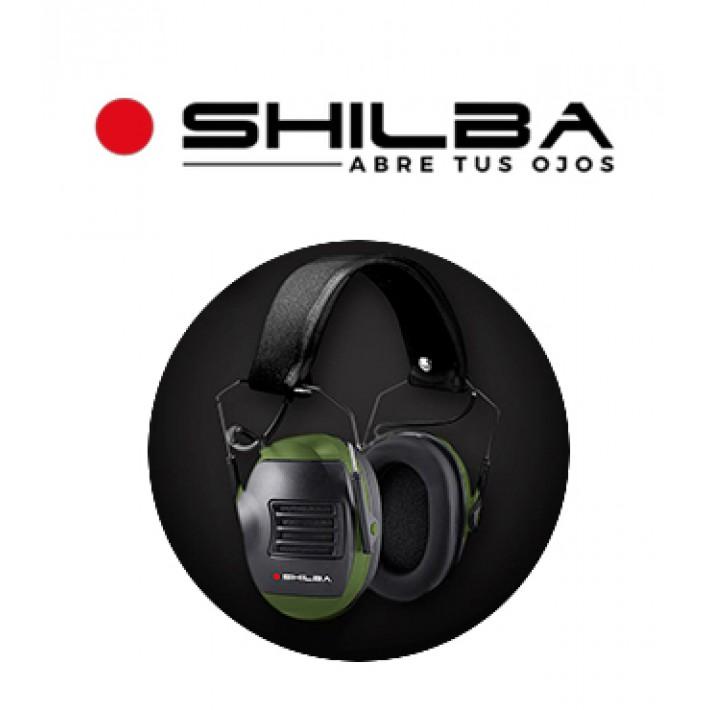 Cascos de tiro Shilba SH-026E verde
