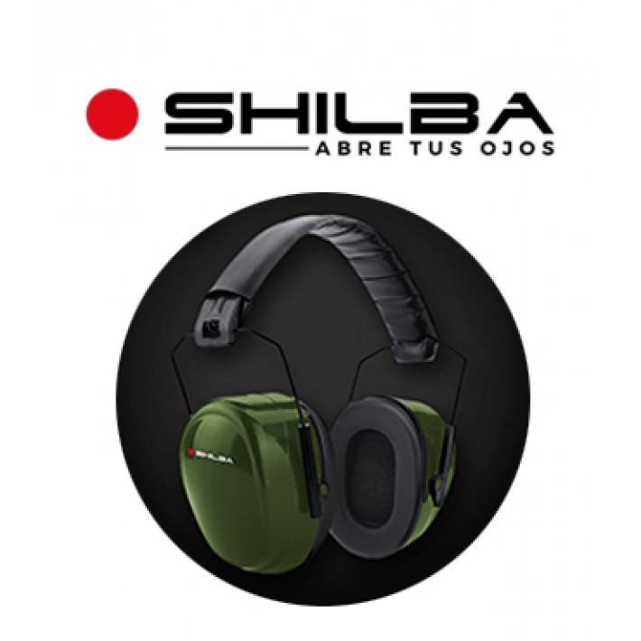 Cascos de tiro Shilba SH-027 verde