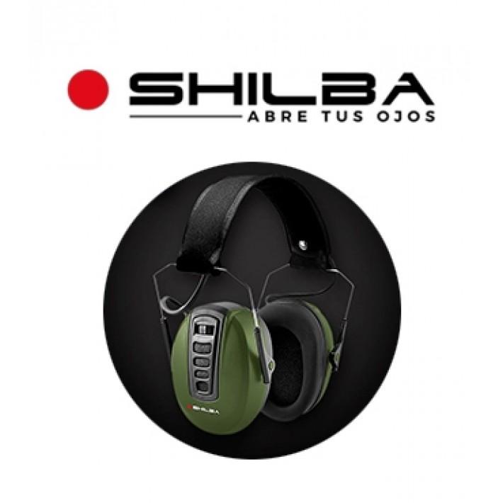 Cascos de tiro Shilba SH-027E verde