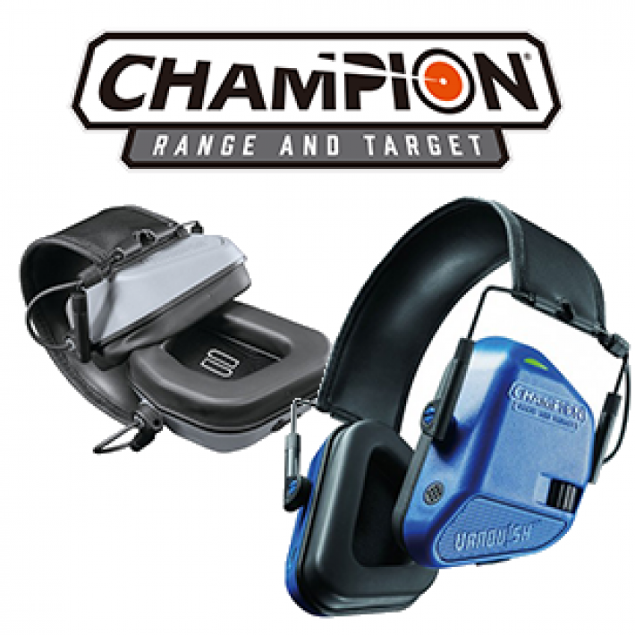 Cascos electrónicos Champion Vanquish