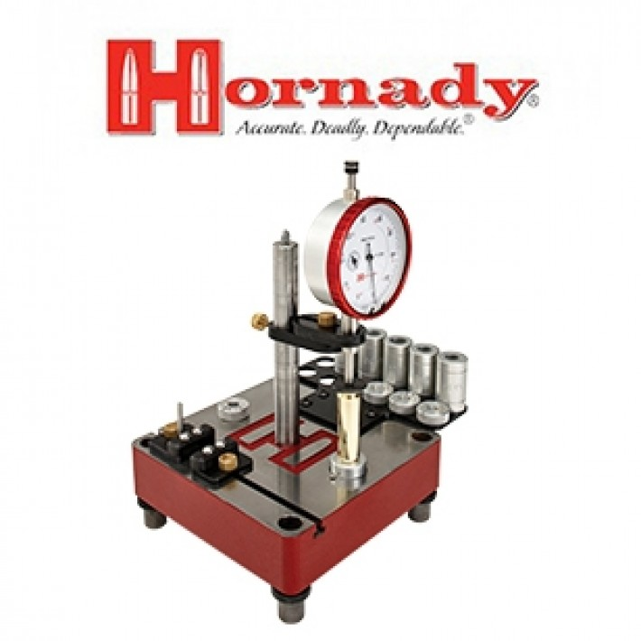 Centro de medición de vainas Hornady Multi-Purpose Measurement Tool