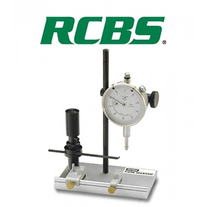 Centro de medición de vainas RCBS Case Master Gauging Tool
