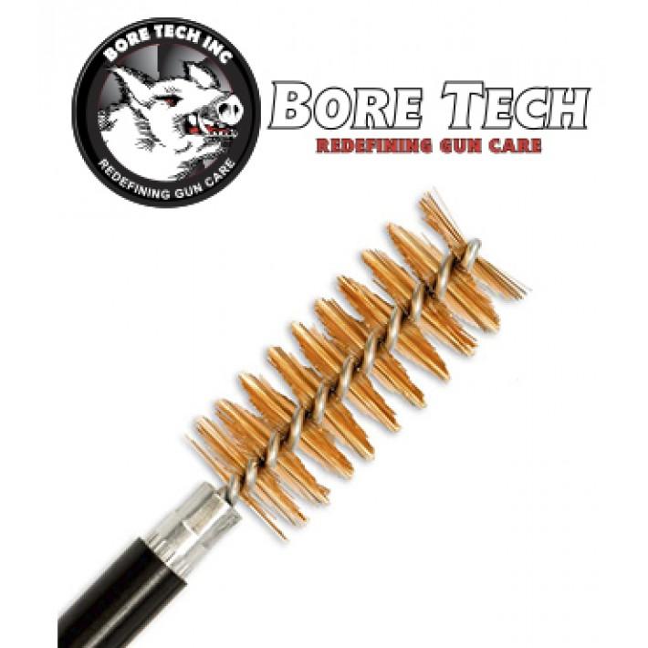 Cepillo de bronce en hilos BoreTech para escopeta
