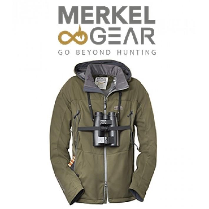 Chaqueta Merkel Palearctic 365 para hombre