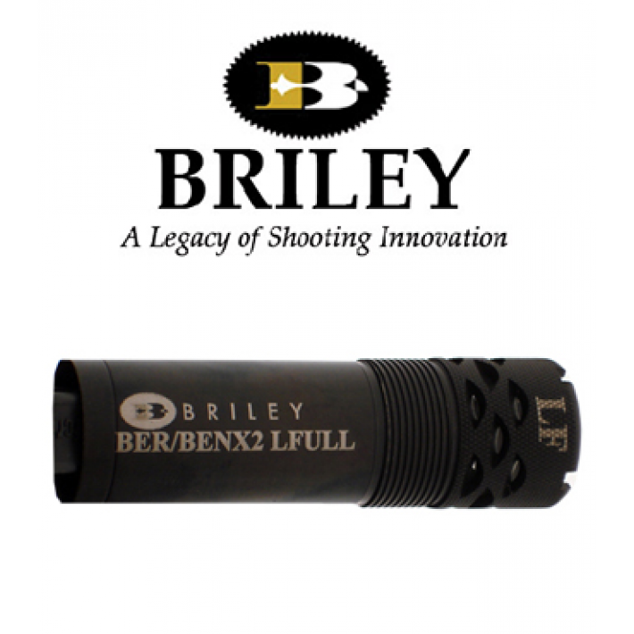 Choke Briley Mobilchoke Extended Ported Black Oxide