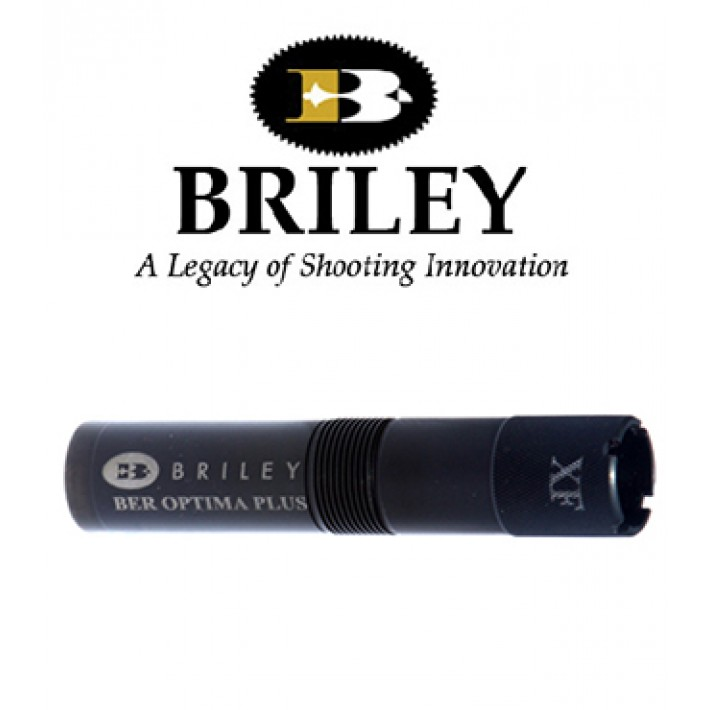 Choke Briley Optima Choke Plus Extended Black Oxide