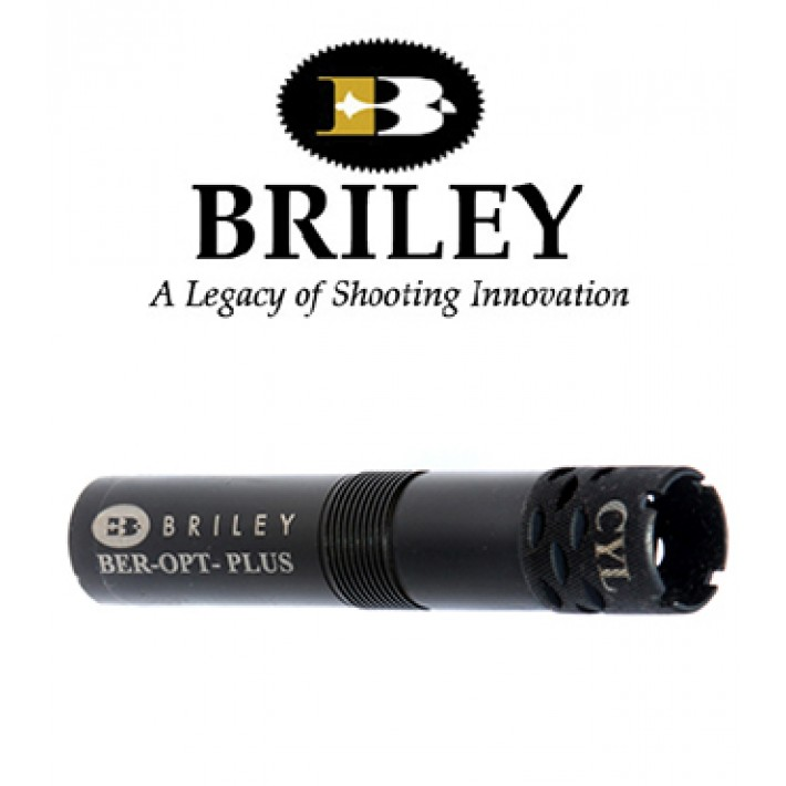 Choke Briley Optima Choke Plus Extended Ported Black Oxide