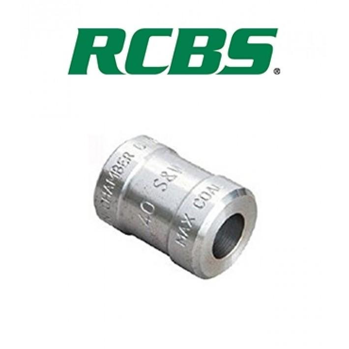 Comprobador de recámara RCBS Chamber Case Length Gauge