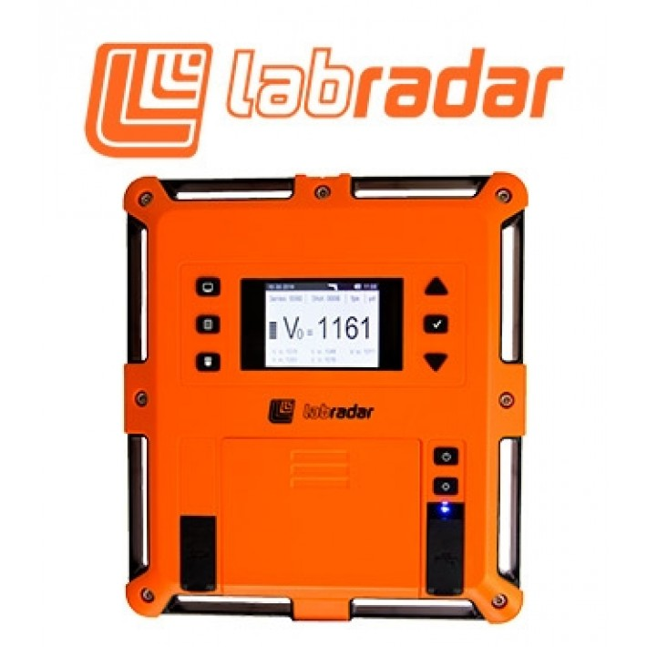 Cronógrafo LabRadar