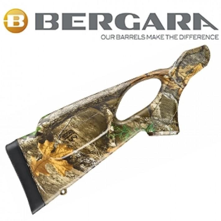 Culata Bergara BA13 Take Down Thumbhole Camo Realtree Edge