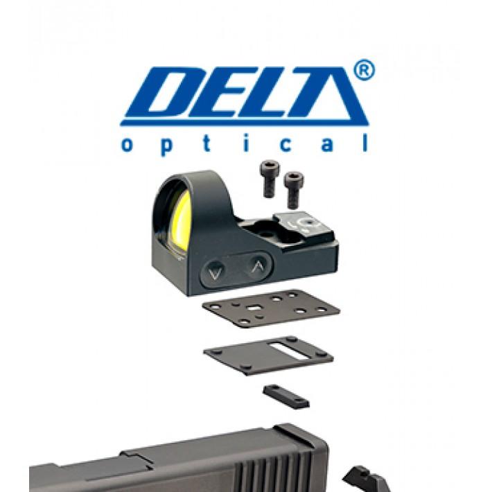 Montura Delta para pistola y punto rojo HD 24 y HD 26