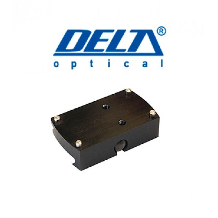 Montura Delta para Mini Dot tipo weaver