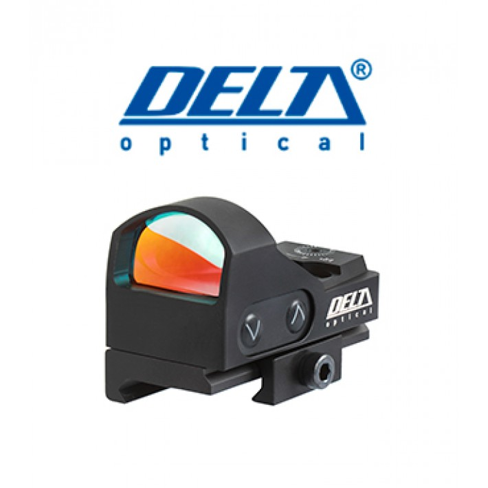 Visor reflex Delta Mini Dot HD 24