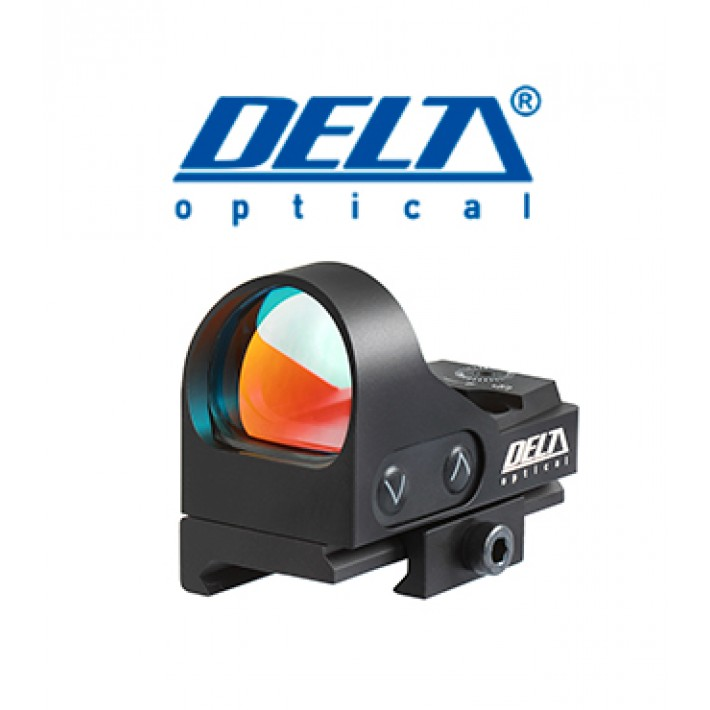 Visor reflex Delta Mini Dot HD 26
