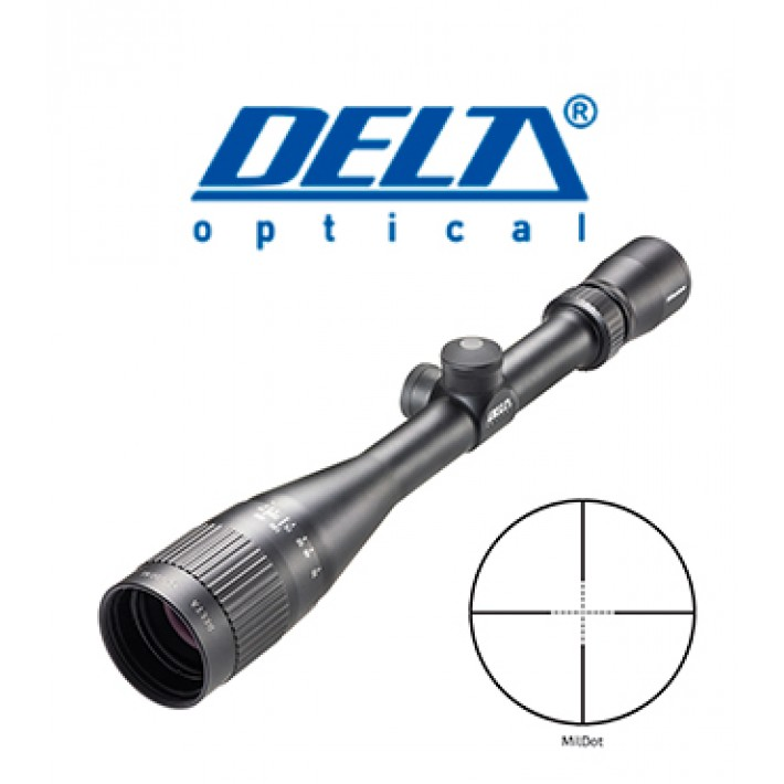"""Visor Delta Titanium 4-16x42 de 1"""""""