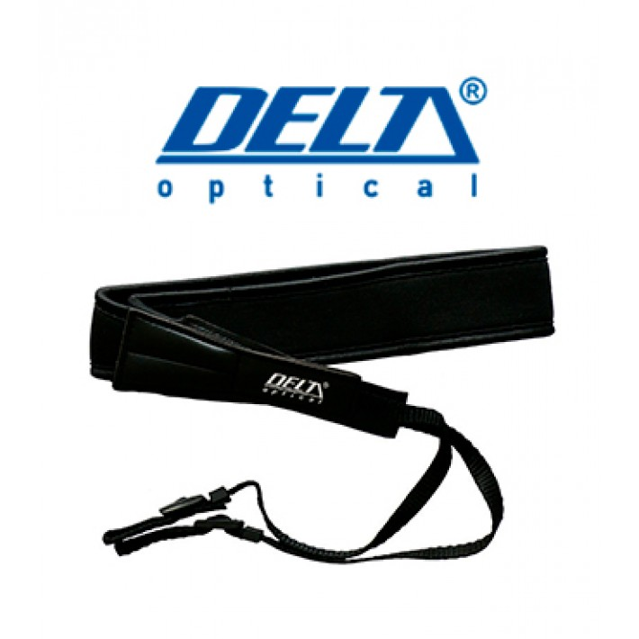 Correa para prismáticos Delta de neopreno