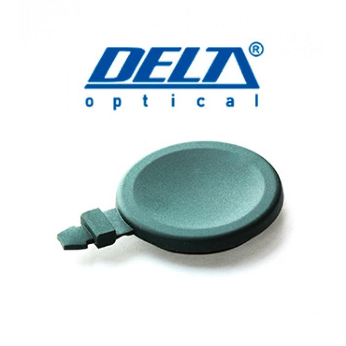 Tapa para visor Delta para objetivo de 50mm