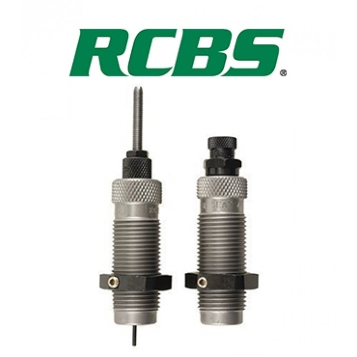Dies de cuello RCBS - Dieset 2 Grupo A