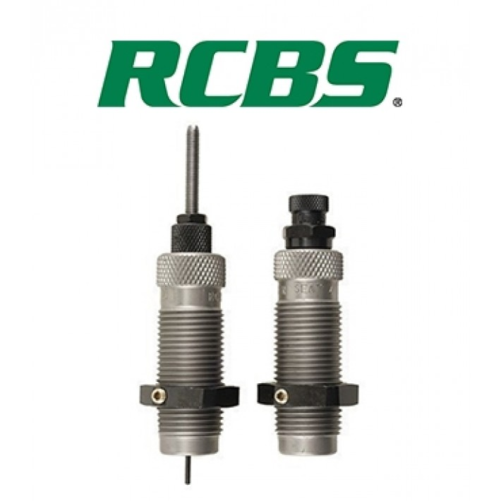 Dies RCBS .22 - 250 Remington - Dieset 2 Full-length Grupo A